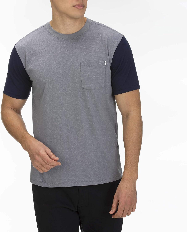 Hurley M Dri-fit Bridge Pocket S//S Tee-Shirts Homme