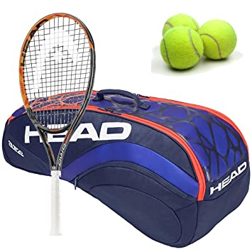 Amazon.com: HEAD Graphene XT Radical PWR - Pala de tenis de ...