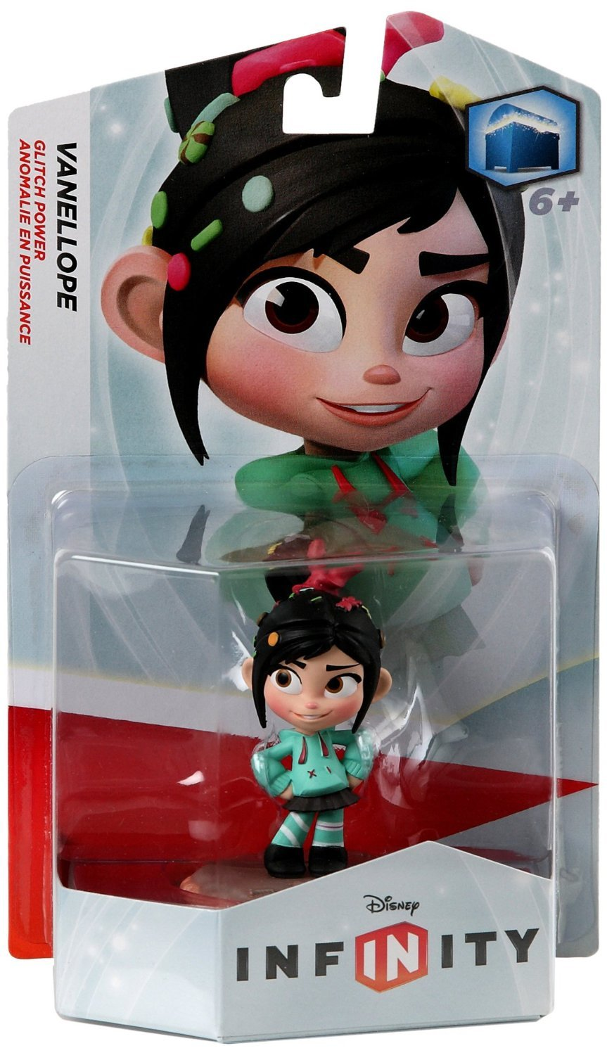 Disney Infinity Vanellope Interactive Game Figure