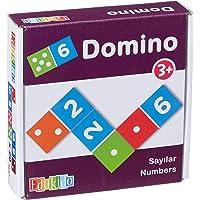 Edukido - Hafıza Kartları, Domino Sayılar Eşleştirme Kartı