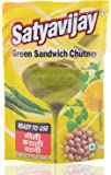 Satyavijay Ready to Use Green Sandwich Chutney - 100 gram