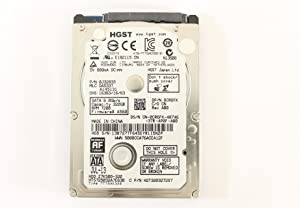 "Dell CR6FK HTS725032A7E630 2.5"" SATA Thin 320GB 7200 HGST Laptop Hard Drive Precision M6600"