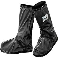 Protector de Zapatos Impermeable Cubiertas de Zapatos a Prueba de Agua Lluvia Nieve Cubrebotas con Cremalleras…
