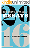 The Best Australian Essays 2016