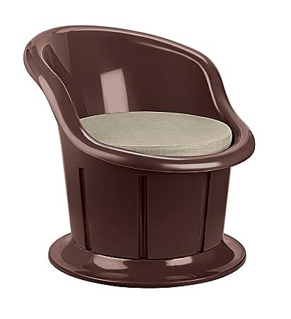 Cello Globus Chair (Matt Brown)  sc 1 st  Amazon.in & Cello Globus Chair (Matt Brown): Amazon.in: Home u0026 Kitchen
