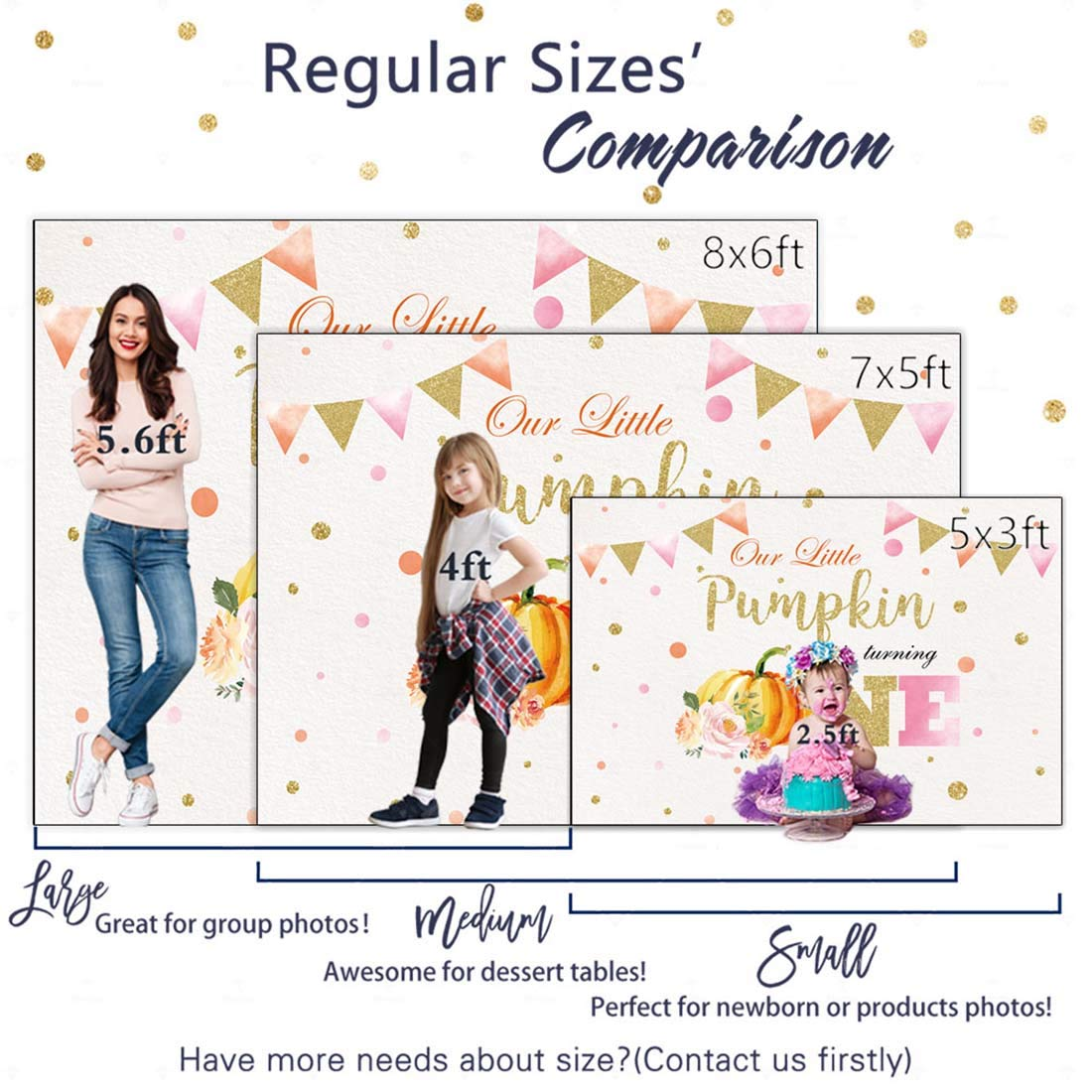 Allenjoy 7x5ft Colorful Cartoon Backdrop for Sweet 16 Happy 18 Dream Crazy Big Theme Bokeh Photography Background Birthday Party Banner Unicorn Puppy Girl Glitter Rainbow Baby Shower Photo Booth Decor
