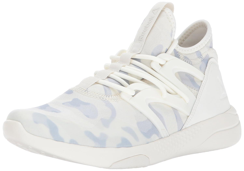 Reebok Women's Hayasu Training Shoe B01N30MVBV 8 B(M) US|Chalk/White/Cloud Grey