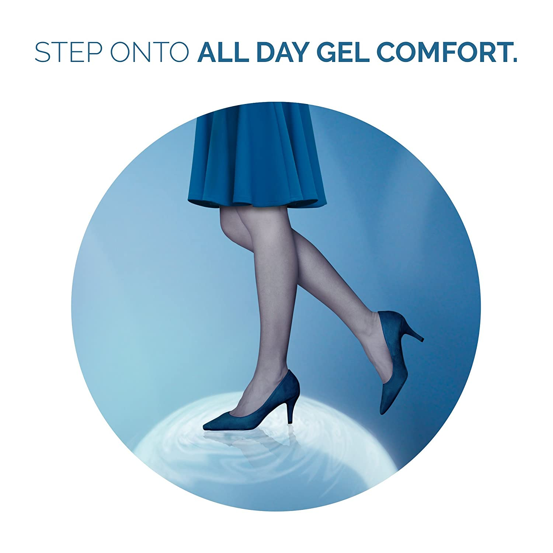 Scholl Gel Activ Comfy Insoles Everyday Heels by Scholl