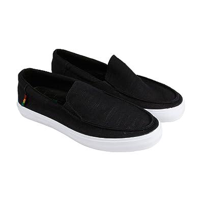 8176391717 Vans Bali SF (Hemp Black Rasta) Mens Skate Shoes (6.5 Men s)  Amazon ...