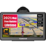 GPS Navigation for Car, 7 Inch HD Touch Screen Car GPS Voice Broadcast Navigation, Free North America Map Update…