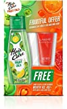 Hair & Care Fruit Oil, Green, 300ml with Lakme Face Wash