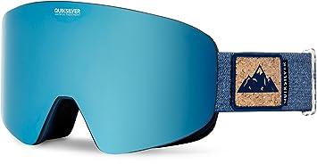 544219f7c5 Quiksilver QS RC Snowboard/Gafas de esquí, Otoño-Invierno, Hombre, Color