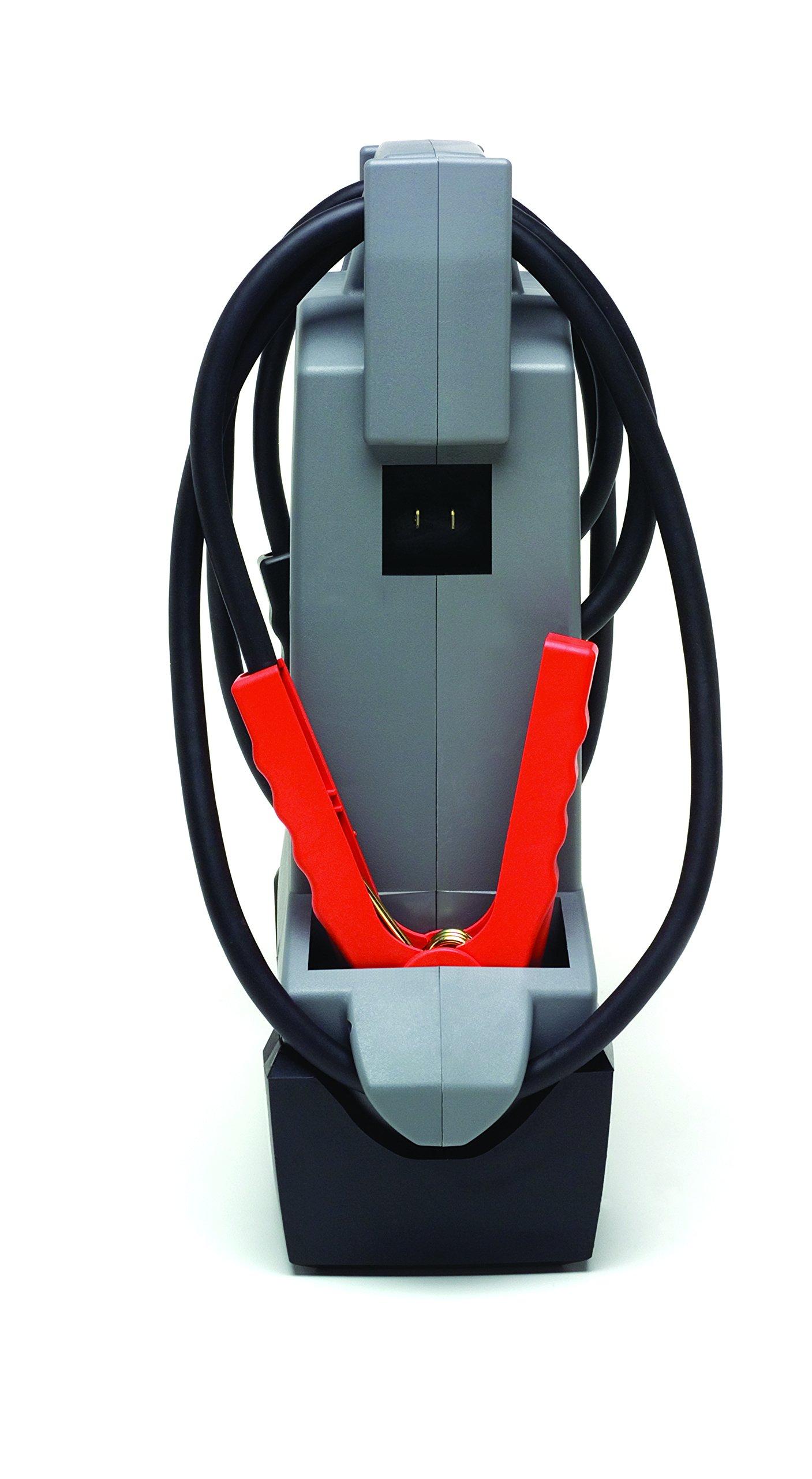 Schumacher PSJ-2212 DSR ProSeries 2200 Peak Amps Jump Starter and Portable Power Unit