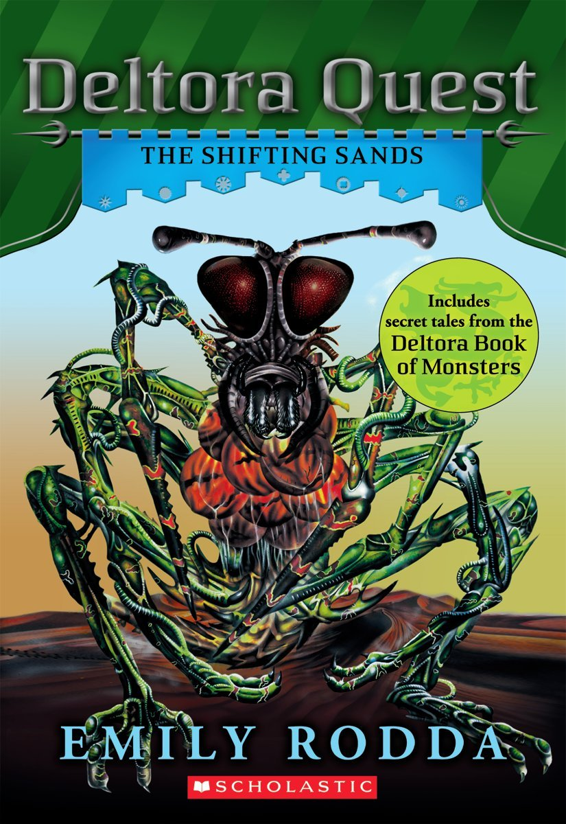 Deltora Quest #4: The Shifting Sands: Emily Rodda: 9780545460231:  Amazon: Books