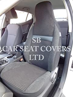 To Fit A Mazda 6, Car Seat Covers   Rossini Vantoni, 2 Front Seat
