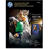 HP Advanced Photo Paper, Glossy (60 Sheets, 5 x 7 Inch)