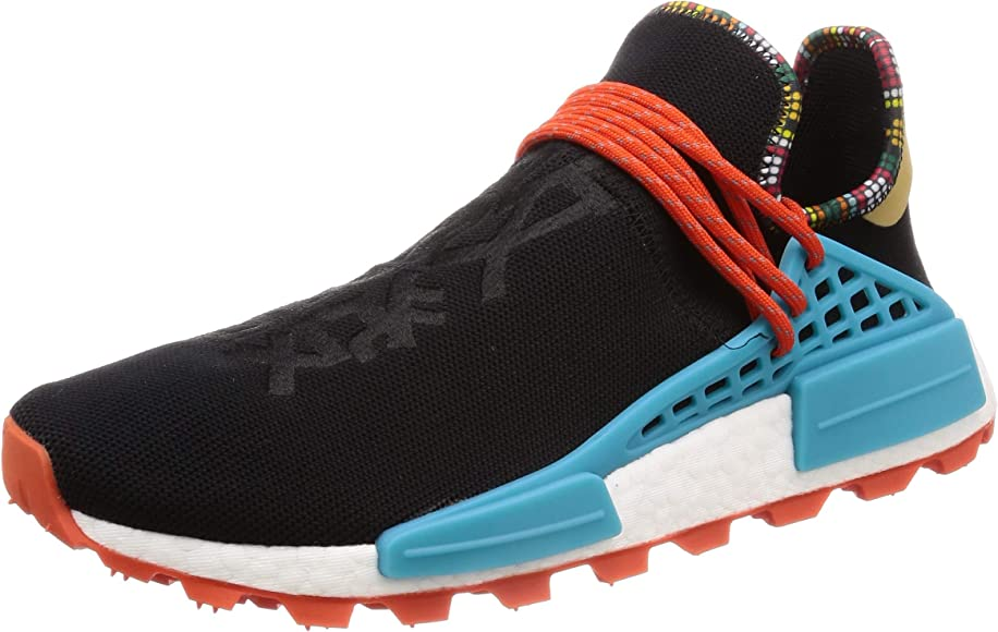 adidas Originals Baskets Pharrell Williams Solar HU NMD Noir