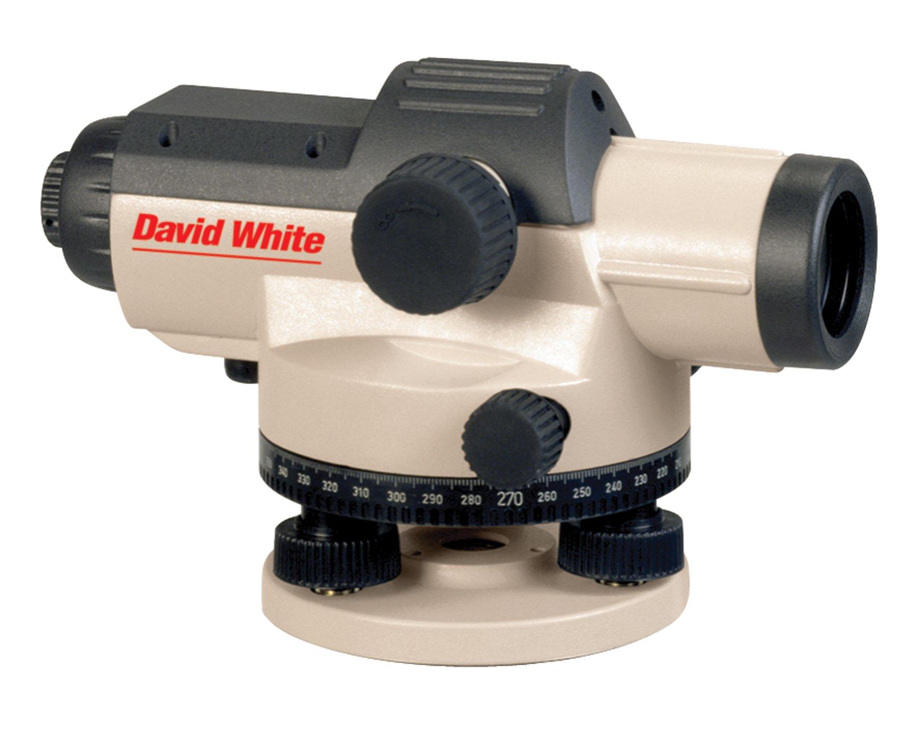 David White AL8-26 26-Power Automatic Optical Level