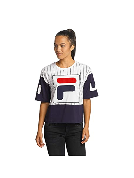 Fila Mujeres Ropa Superior/Camiseta Petite Late PRT: Amazon.es: Ropa y accesorios