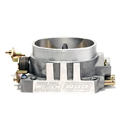 BBK 1534 Twin 52mm Throttle Body - High Flow Power Plus Series for GM  305/350 TPI