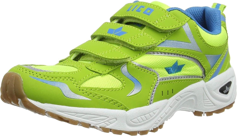 Lico Unisex Kinder Bob V Multisport Indoor Schuhe