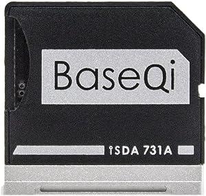 "BASEQI Aluminum microSD Adapter for Dell XPS 13"""