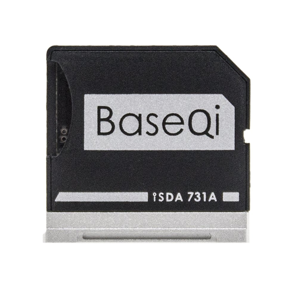 BASEQI aluminum microSD Adapter for Dell XPS 13''