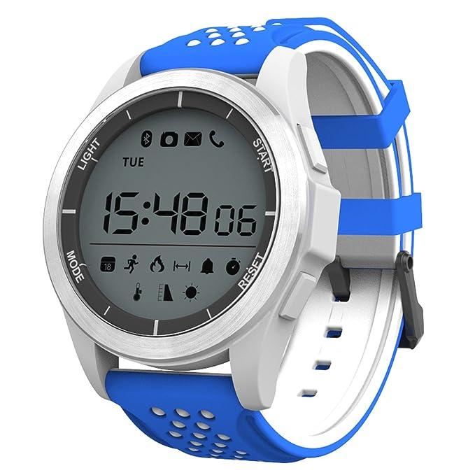 Kivors Bluetooth smartwatch IP68 Reloj Inteligente Impermeable ...