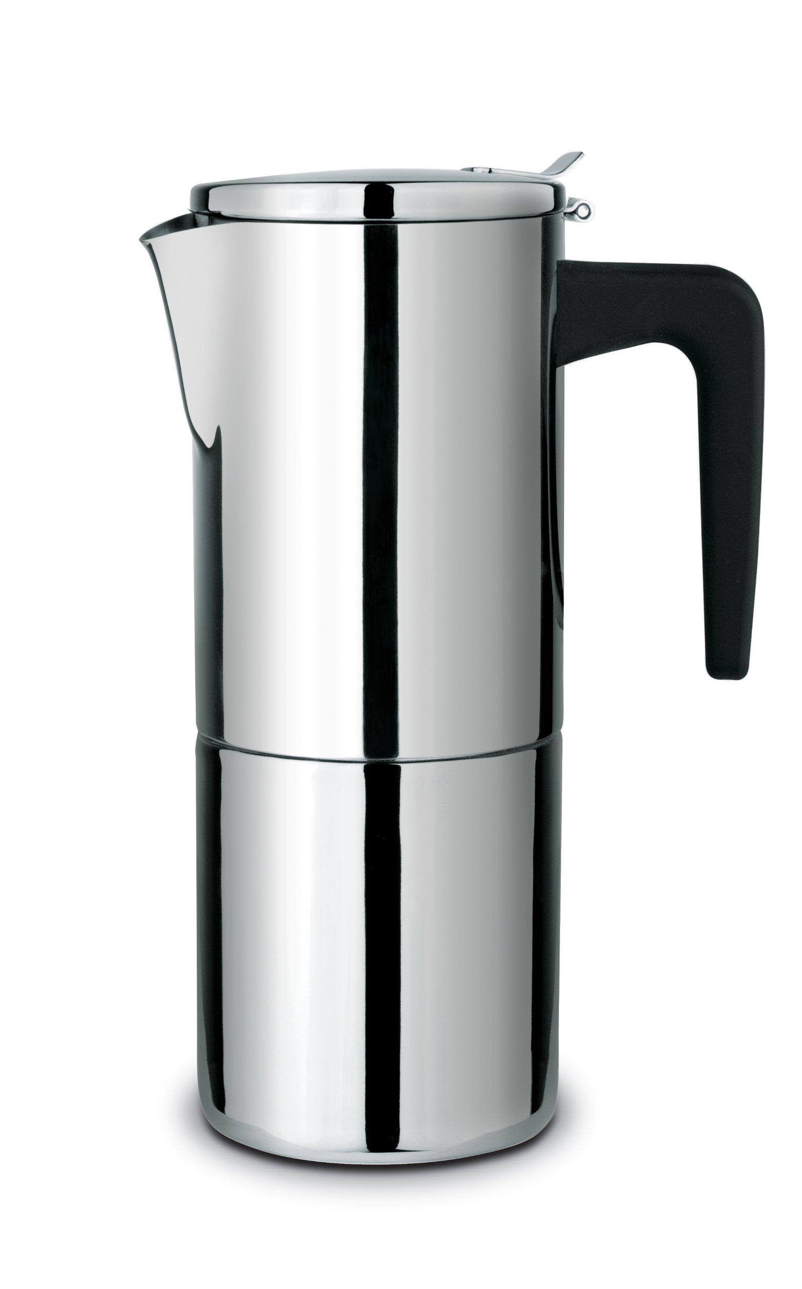 Cuisinox COF-A6 Alpha 6-Cup Espresso Coffeemaker by Cuisinox