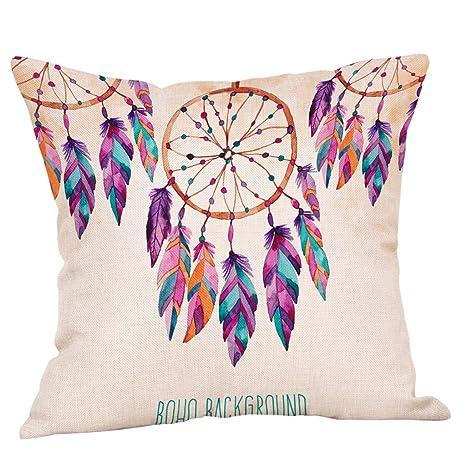 Amazon.com: Standard Pillow Cases,EOWEO Decorative ...