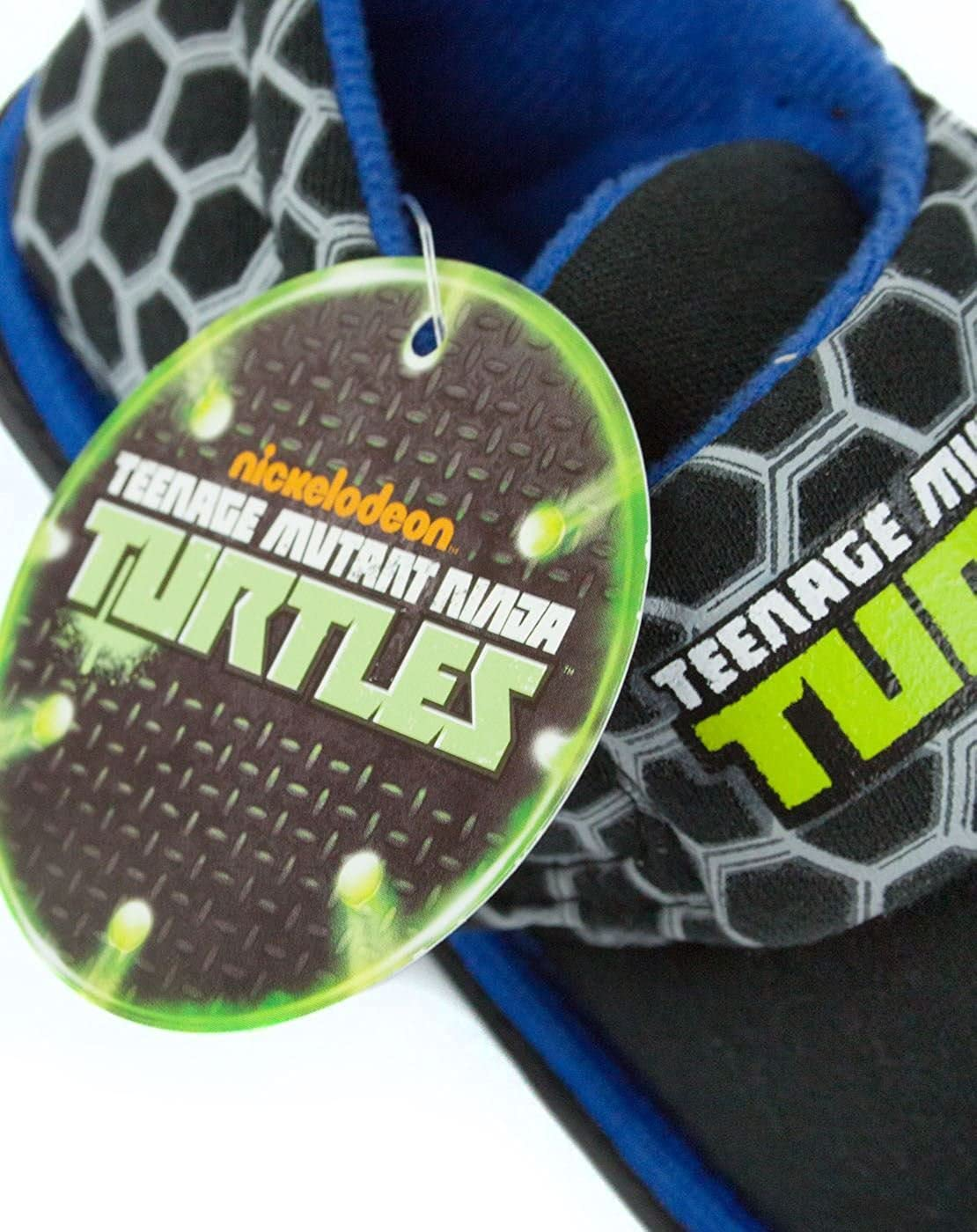 Amazon.com: Teenage Mutant Ninja Turtles Boy s Zapatillas ...