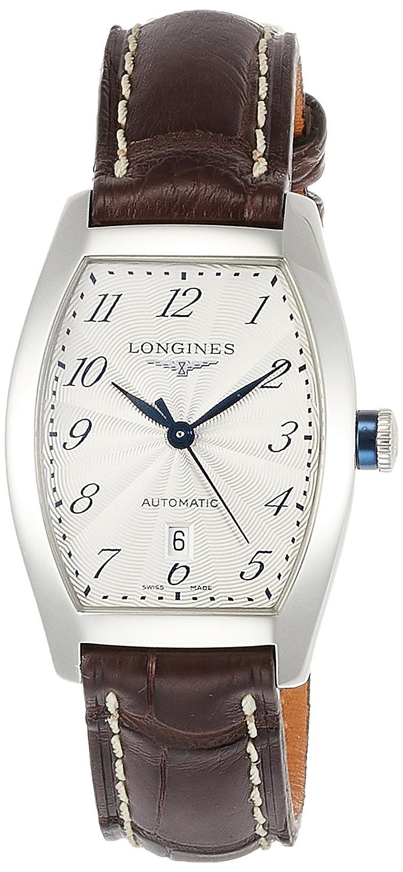 [ロンジン]LONGINES 腕時計 ロンジン エヴィデンツァ 自動巻き L2.142.4.73.4 レディース 【正規輸入品】 B00QIKUCQS
