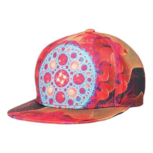 Kentop Unsiex Snapback Cap Hip Hop Baseball Cap Mode Imprimir ...