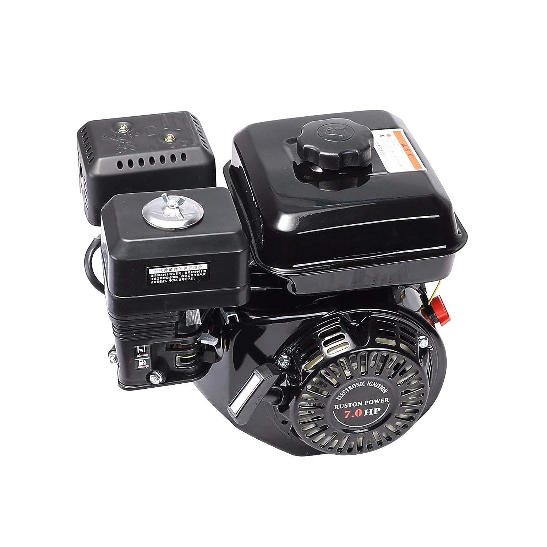 ZXTDR Motor de gasolina de 210 cc 170F 7HP 4 tiempos para ...