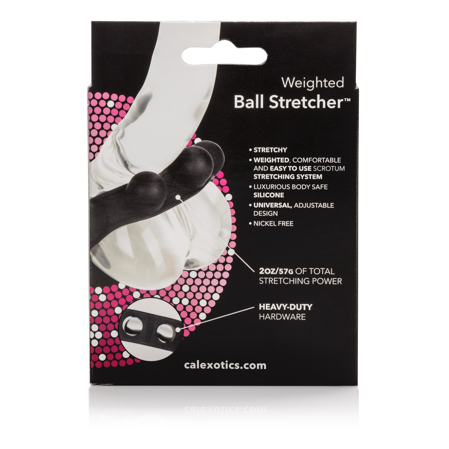 Ball stretching underwear