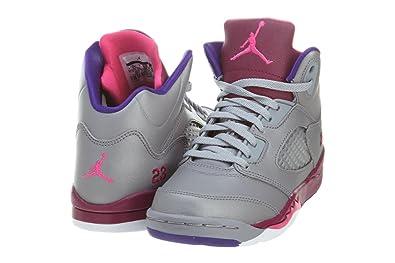 best service 7d25c 284b4  440893-009  AIR Jordan 5 Retro (GP) PRE-School Shoes