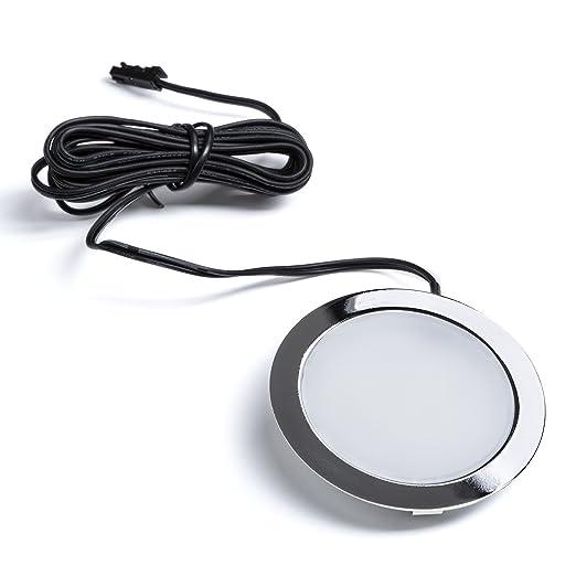3 opinioni per SO-TECH® Faretto da incasso al LED Giulia Lampada a Incasso per Mobile Lampada a