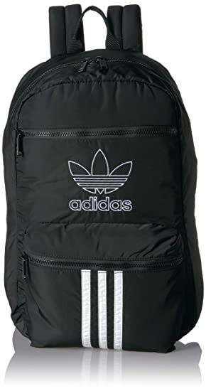 f8949c729477 adidas Originals Unisex National 3-Stripes Backpack