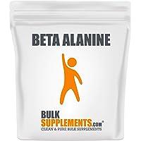 BulkSupplements.com Beta Alanine - Vegan Pre Workout - Beta Alanine Powder - Amino Energy Pre Workout (500 Grams - 1.1…