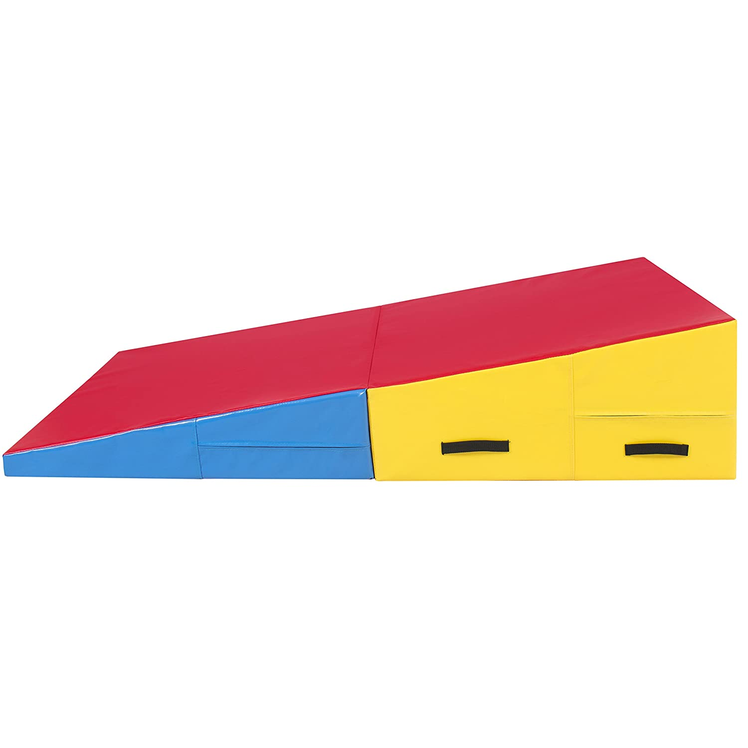 folding mat tumbling of cheese incline large more mats gymnastics slope see wedge