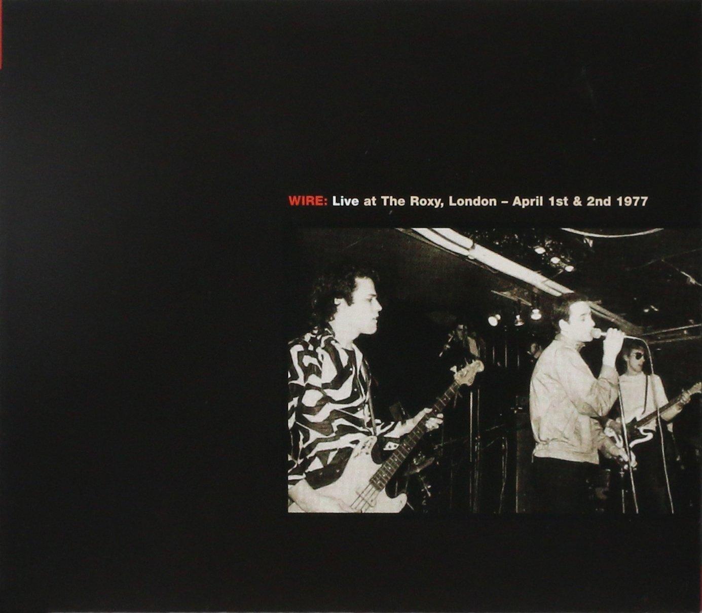 WIRE - Live At The Roxy/Live At The CBGB Theatre - Amazon.com Music