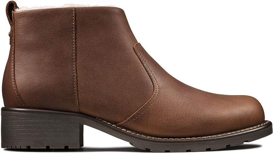 Clarks Damen Orinoco Snug Biker Boots