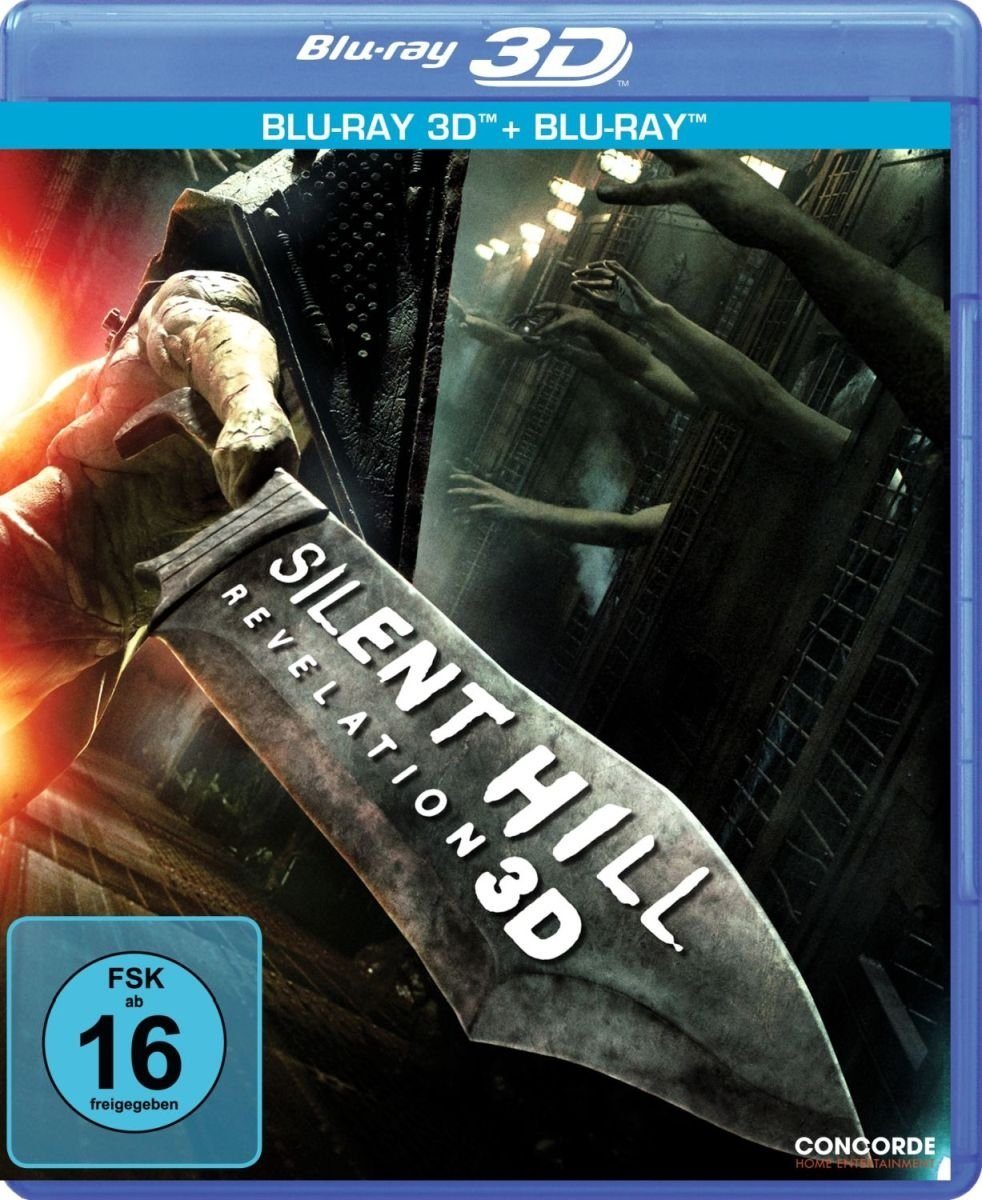 silent hill revelation game