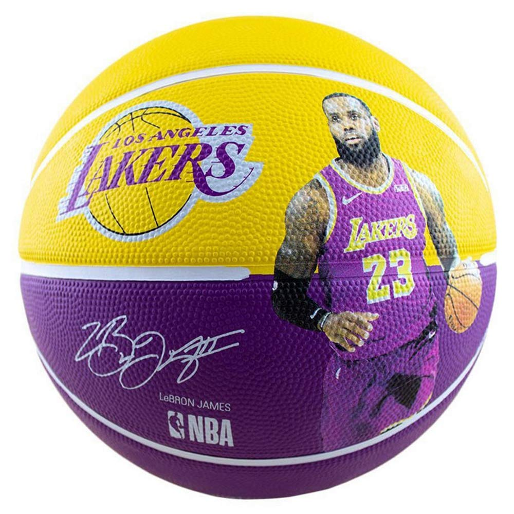 Spalding NBA Player Lebron James mis 7