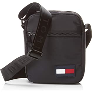 2834214f7c Tommy Hilfiger Urban Novelty Mini Reporter, Men's Shoulder Bag ...
