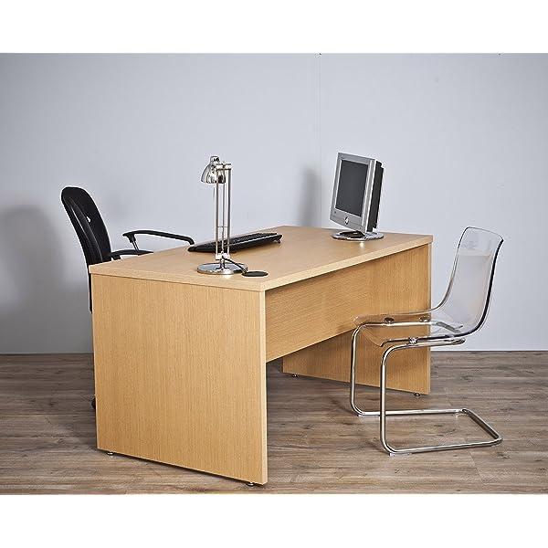 Intradisa - Mesa de despacho para oficina serie 9001 - 160x75x80 ...