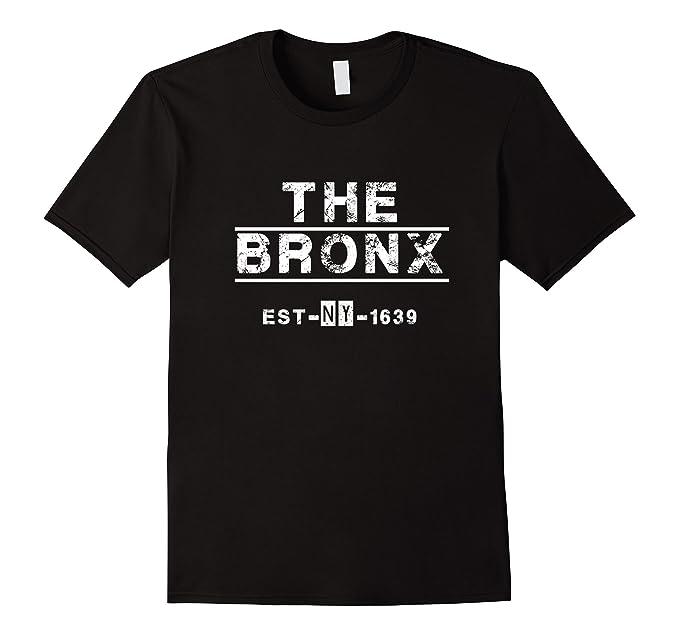 Amazon.com  The Bronx Vintage T-Shirt NYC Gift  Clothing e67bdb0286a