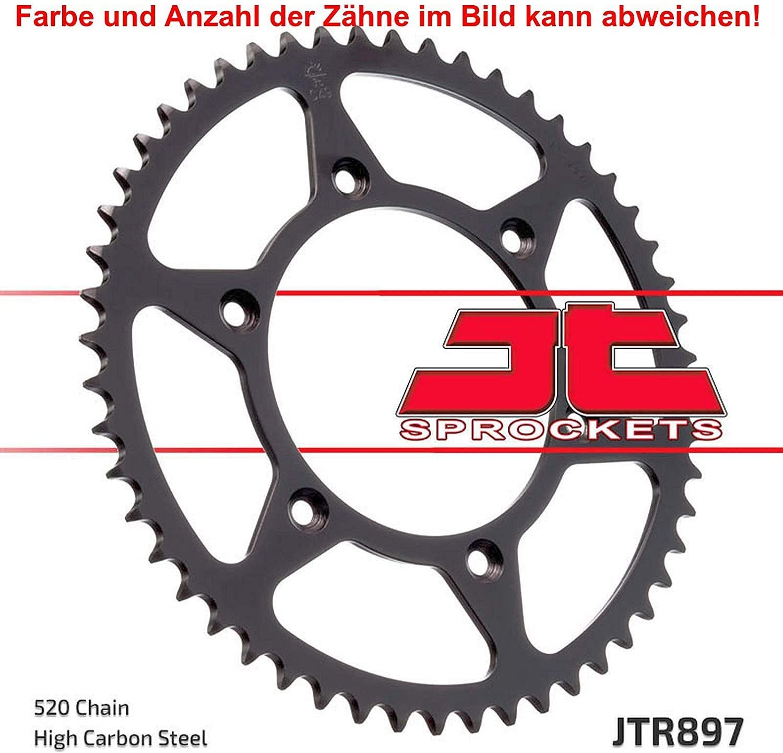 Kettenrad mit 42 Z/ähnen f/ür Duke 690 R ABS 2013-2017 von jt-Sprockets