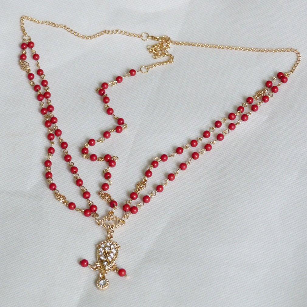 YAZILIND elegante Frauen B/öhmen-Korne Gold /überzog Stirnband-Haar-Zus/ätze