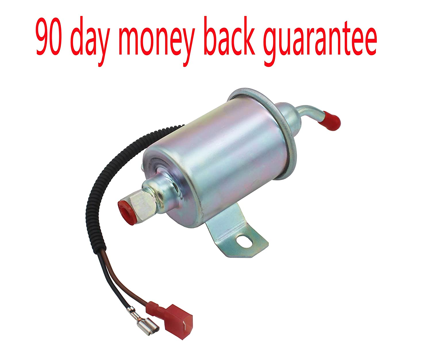 Electric Fuel Pump Replaces of Cummins Model # A029F889 ONAN #149-2311#149-2311-02 Airtex E11006 Spectra SP8124 Herko Automotive RV004.
